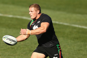 George Burgess of the Rabbitohs. Photo / Getty Images