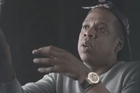 """JAY Z's new album """"Magna Carta Holy Grail"""" comes to Samsung Galaxy fans first. Be among the first million to download the app on June 24th and get the album free July 4th, three days before the rest of the world. Courtesy: Samsung Mobile"""