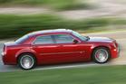 Chrysler 300C SRT.