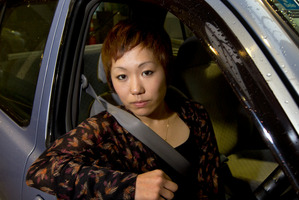 Ayako McKenzie says she was terrified by the tester's behaviour. Photo / Brett Phibbs