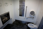 City toilets were found to be better served with soap and running water than rural ones. Photo / Sarah Ivey