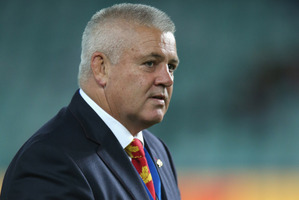 Warren Gatland. Photo / Getty Images