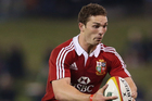 George North of the Lions. Photo / Getty Images