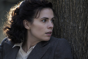 Hayley Atwell stars as newly recruited secret agent Eva in Restless.