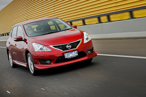 The Nissan Pulsar SSS hatch is being reintroduced to the New Zealand market from June, starting at $39,990 for the 1-6-litre turbo CVT model.