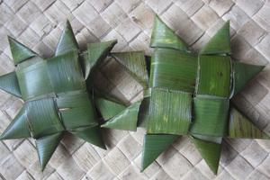 Craft Matariki Flax Stars.