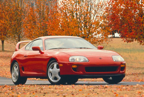 The Toyota Supra