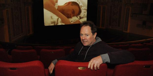 Festival director Bill Gosden. Photo / Otago Daily Times
