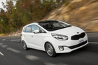Kia's Carens is a modern station wagon for families who only occasionally need extra space.