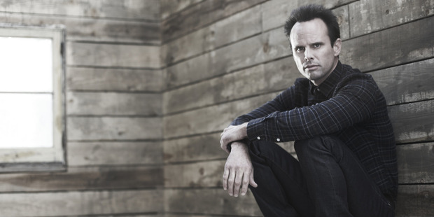 Walton Goggins as Boyd Crowder in Justified.