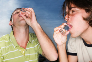 The drinking habits of young Australians is in the spotlight. Photo / Getty Images