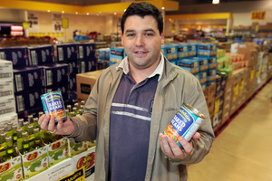 Aaron Foley, of Reduced To Clear, says customers are savvy. Photo / Doug Sherring