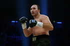 Russian heavyweight Alexander Ustinov will fight David Tua on August 31. Photo / Getty Images