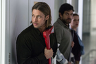 Pitt plays a man trying to save his family, and the world, in a zombie epidemic in World War Z. Photo / AP