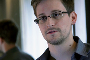Edward Snowden, the rogue NSA contractor who leaked top secret documents to the media. Photo / AP