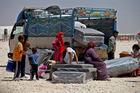 Syrian refugees. Photo / AP