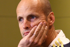 South Africa's cricket coach Gary Kirsten. Photo / AP
