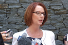 The numbers just keep getting worse for Australian Prime Minister Julia Gillard. Photo / NZ Herald