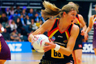 Magic goal shoot Irene van Dyk is set to take aim at another two years of top flight netball. Photo / Sarah Ivey