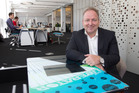 Xero founder Rod Drury's. Shares in the tech company have risen 131 per cent since January. Photo / Mark Mitchell