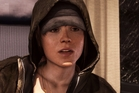 Two Souls character Jodie Holmes was modelled on, and portrayed by, actress Ellen Page.