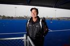 Mark Hager, Coach of the New Zealand Womens Hockey team. Photo / The Aucklander