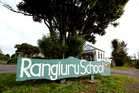 Rangiuru School said their roll had dropped in the past year because of the effect Psa had had on kiwifruit orchards.