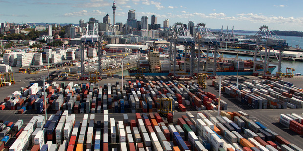Many companies are taking advantage of the high New Zealand dollar by importing. Photo / Brett Phibbs