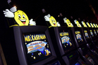 Instead of fewer pokies, poor communities are weighed down under more. Photo / Derek Flynn