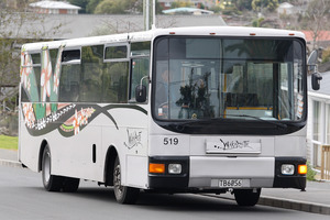 South Auckland will be covered by just four high-frequency bus routes feeding passengers to railway stations. Photo / Brett Phibbs