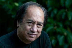 Writer Witi Ihimaera.