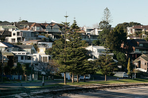 House prices in Auckland and Christchurch are rising again at a rate that was noted with concern. Photo / Chris Skelton