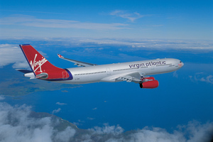 Virgin Atlantic received an award with New Zealand clean-tech firm LanzaTech.