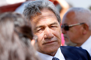 NZ First leader Winston Peters said the report confirmed that exploitation was rife in New Zealand. Photo / Michael Cunningham