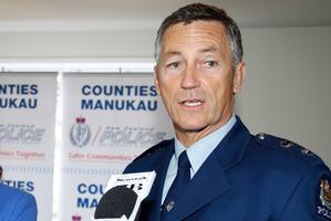 Mike Bush praised Bruce Hutton's integrity. Photo / NZPA