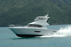 The innovative Cabo features an open bow seating area, foredeck steps and a large cockpit designed for entertaining.