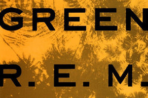 Album cover for Green by R.E.M.