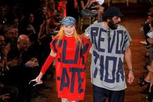 Vivienne Westwood. Photo / AP