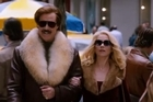 Ron Burgundy is back! Check out the first look at Anchorman 2, starring Will Ferrell and a cast of comedy legends.