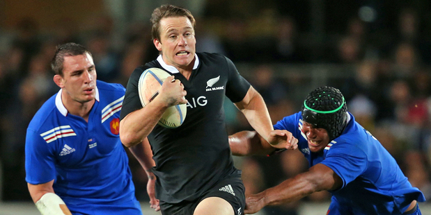 Loading Ben Smith will start once again for the All Blacks. Photo / Getty Images