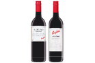Penfolds St Henri and Bin 389 Cabernet Shiraz.