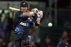 New Zealand captain Brendon McCullum. Photo / Getty Images.