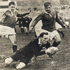 3. v Lions, Dunedin, 1950 Thanks to this try by Ron Elvidge, NZ snatched a last-gasp draw against the Lions. Bob Scott missed the conversion. NZ won the next three tests. Photo / NZ Herald