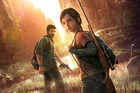 Joel and Ellie star in hyped PS3 game The Last of Us.