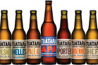 Tuatara produces 1 million litres of beer a year, which it says ranks it among New Zealand's top three craft breweries.