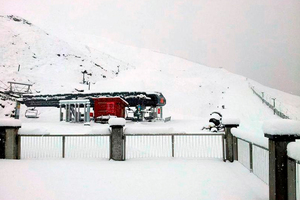 Treble Cone opens on June 27. Photo / ODT