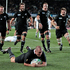 13. v France, Auckland, 2011. The World Cup drought-breaker. This iconic snap shows the moment Tony Woodcock scooted over in the early stages. NZ edged out an 8-7 win. Photo / Brett Phibbs