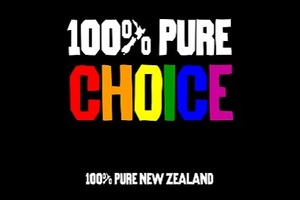 The latest campaign from Tourism NZ is looking for an Australian same-sex couple to be the first to wed.Photo / Tourism NZ