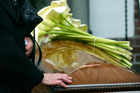 A funeral has to be paid for often before life insurance pays out or investments are realised. Photo / Thinkstock