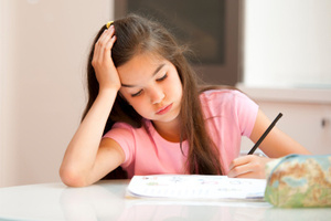 Do kids get given too much homework? Photo / Thinkstock